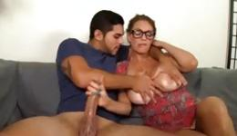 What a concupiscent and splendid mademoiselle that can cum easily
